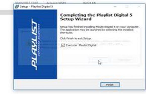 Play List Digital Instalação ( passo a passo 1)