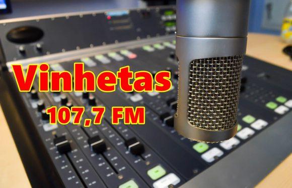 Vinhetas 107,7 FM