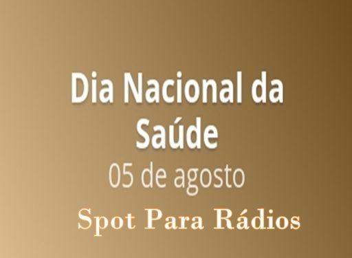 Vinheta, Spot, Chamada, para Rádio, Dia Nacional da Saúde