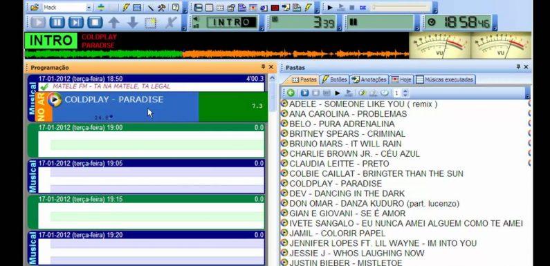 Play List Digital programação automática (passo a passo 3)