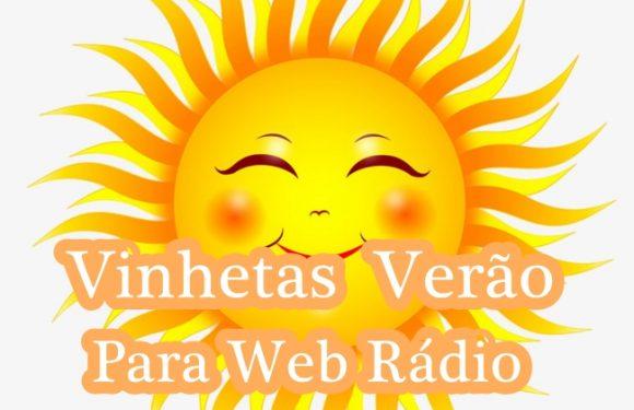 Vinhetas Verão para Web Rádio