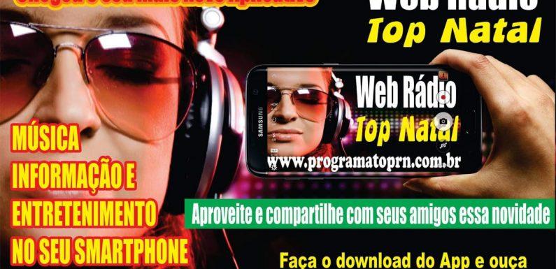 Web Rádio TOP Natal