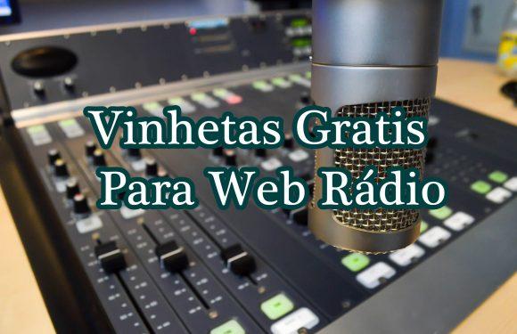 VINHETAS GRÁTIS PARA WEB RÁDIO NOVAS 2019