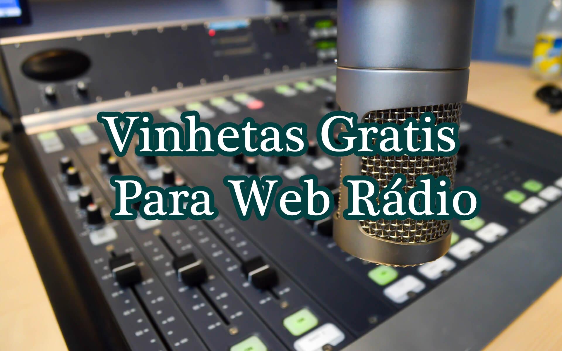 RADIO DOWNLOAD DE GRÁTIS EVANGELICAS VINHETAS