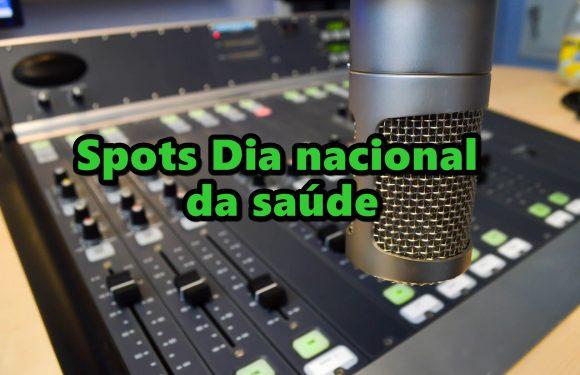 Spots Dia nacional da saúde