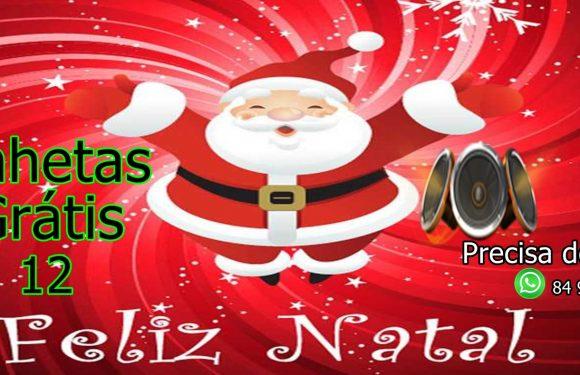 Vinhetas Grátis, Natal e Ano Novo, 12 Vinhetas Grátis Para Usar na Sua Web Rádio