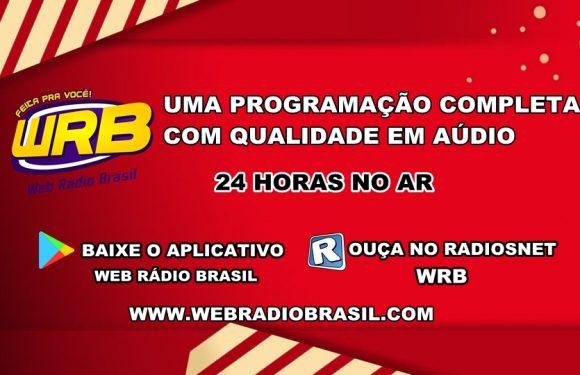 Programação da Web Rádio Brasil, Venha Conferir