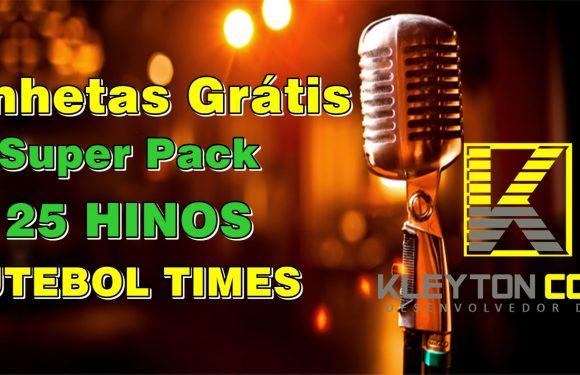Baixar Grátis, Hinos, musicas,de TIME DE FUTEBOL